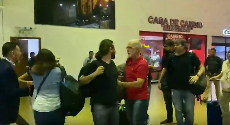 """Grabois fue retenido, interrogado y """"hostigado"""" en Bolivia"""