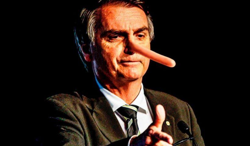 ¡ MENTIROSO ! : Bolsonaro anunció que tres multinacionales se mudarán de la Argentina a Brasil, lo desmintieron y borró el mensaje