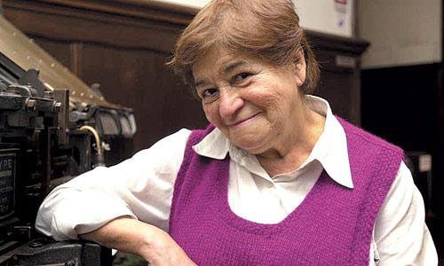 """"""" El teatro tucumano de luto """": Rosita Avila falleció esta madrugada"""