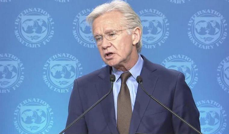 TRAS EL ANUNCIO: El FMI felicitó al equipo económico de Alberto Fernández
