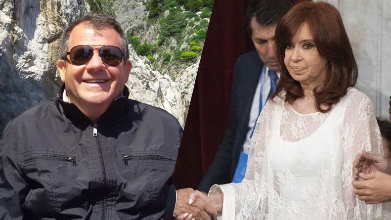 Imputaron al empresario que deseó asesinar a la vicepresidenta Cristina Fernandez de Kirchner