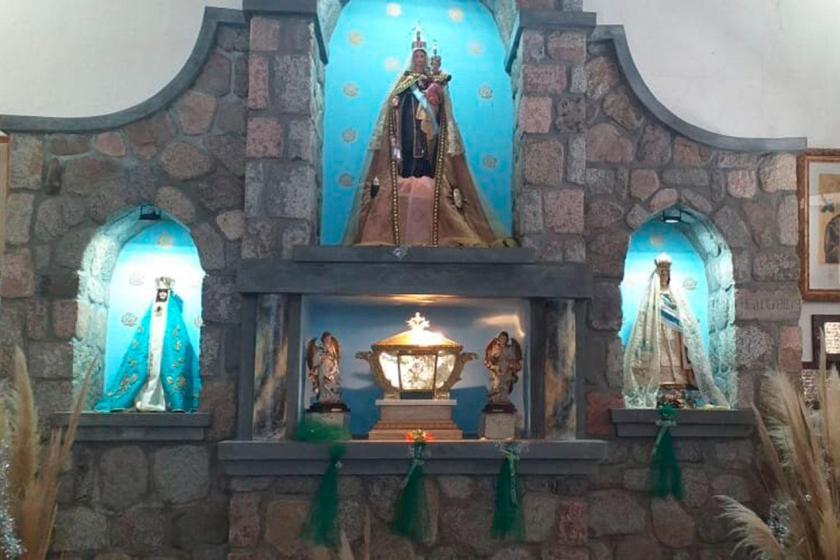 "TUCUMAN ""Inseguro"" : Entraron a robar a la parroquia de Tafí del Valle"