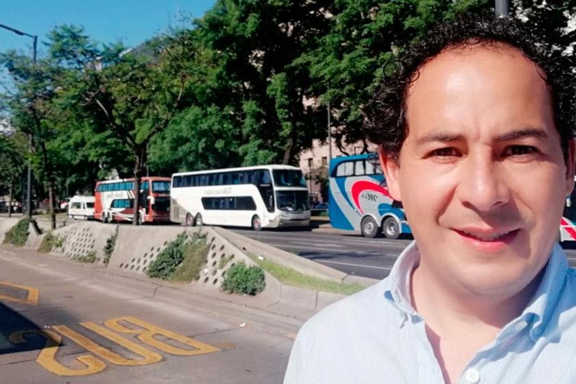 Politicos Tucumanos en la asunción