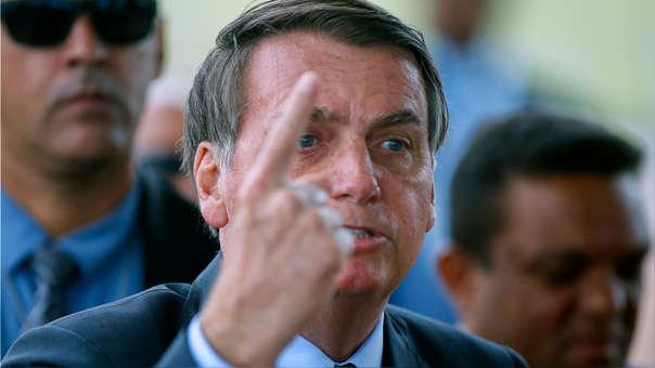 En Brasil Bolsonaro impulsará la abstinencia sexual en adolescentes