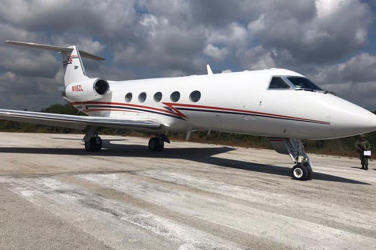 Un avión que despego desde Salta fue incautado con 1.000 kilos de cocaína en México