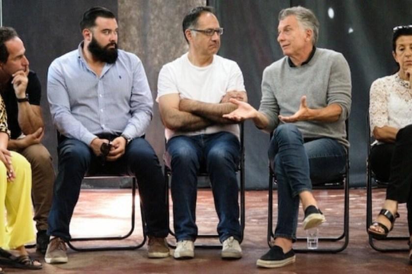 """"""" ES O SE HACE """": Reapareció Macri y admitió que """"no se puede tomar deuda eternamente"""""""