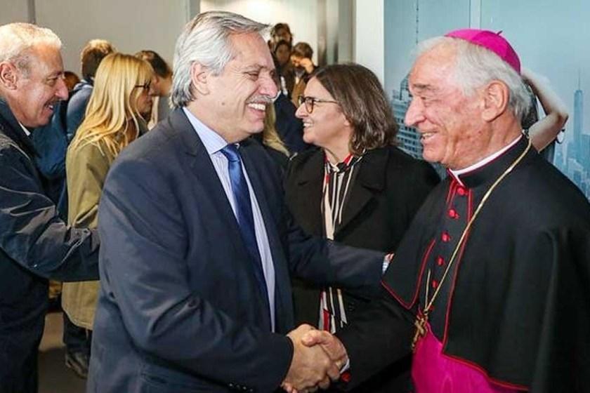 """El presidente Alberto Fernández, en Roma: """"El Papa significa mucho para mí; es un líder moral"""""""