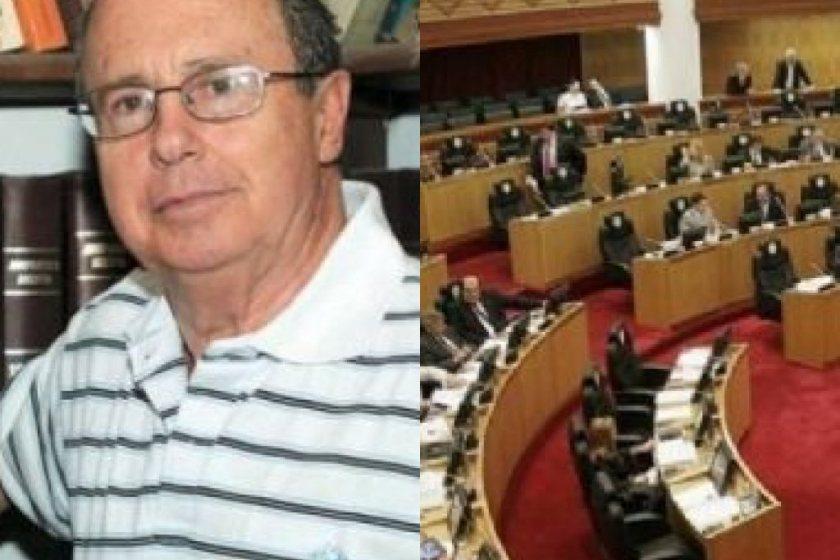 Luis Iriarte instó a los legisladores  a dar a conocer sus asesores