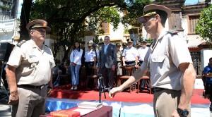 TUCUMAN: Asumió el nuevo comandante de la Región IV de Gendarmería Nacional