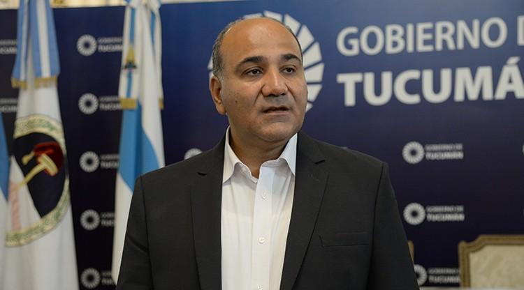 Juan Manzur asegura que no habrá más clausula gatillo para los trabajadores estatales