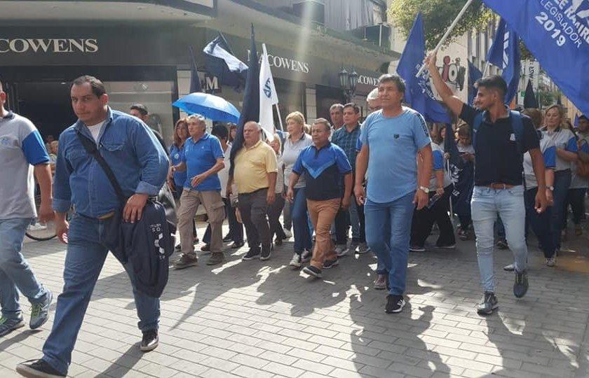 El gremio de ATSA decidió realizar quite de colaboración y cortes de calles