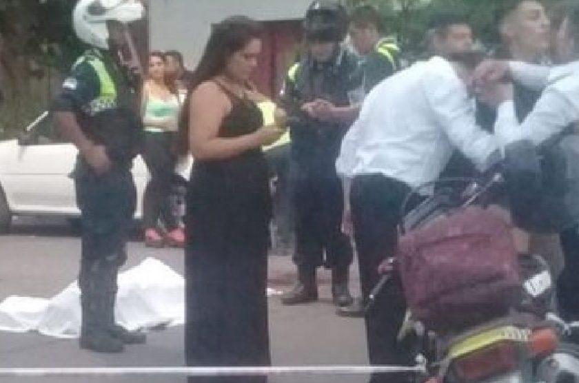 Tucumán: Lo apuñalaron mientras cambiaba una rueda del auto