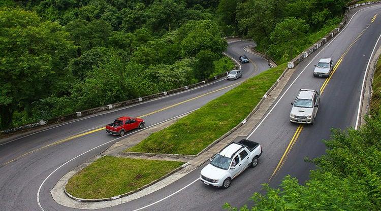 Camino a Los Valles: La ruta 307 está transitable de ambas manos, confirmó Vialidad Provincial