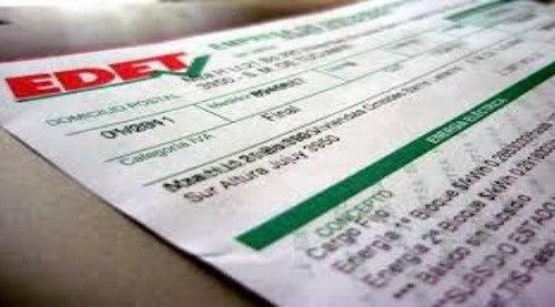 EDET: Usuarios denuncian incrementos de hasta el 73% en la factura