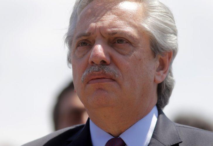 """FERNANDEZ: """"Me molesta que me digan que tengo presos políticos porque no los tengo"""""""