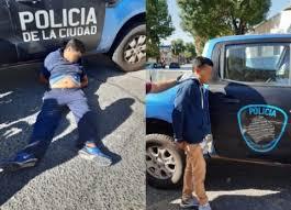 Brutal ataque de motochorros a una mujer embarazada: le pegaron en la panza para robarle el celular