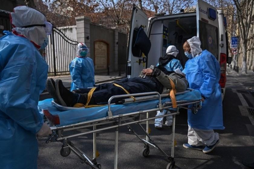 CORONAVIRUS: China declara oficialmente 717 muertos y 34.000 infectados