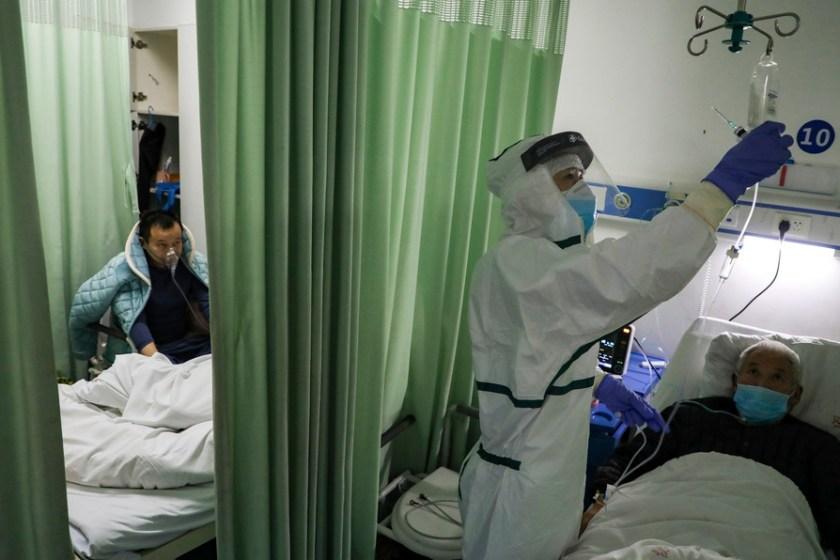 Coronavirus imparable: China informó oficialmente que ya son 902 los muertos y más de 40.000 los contagiados
