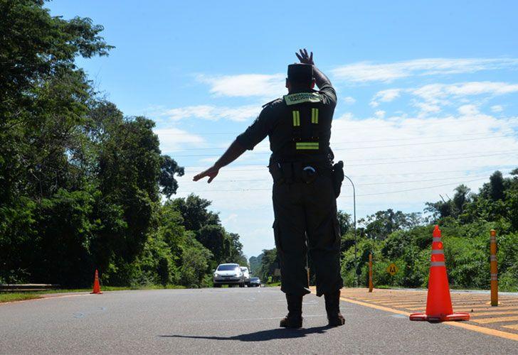 ALERTA: El Gobierno nacional evalúa el cierre de todas las fronteras terrestres para frenar el avance del coronavirus