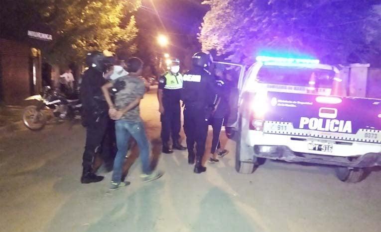 208 personas fueron aprehendidas por incumplir la CUARENTENA TOTAL en Tucumán