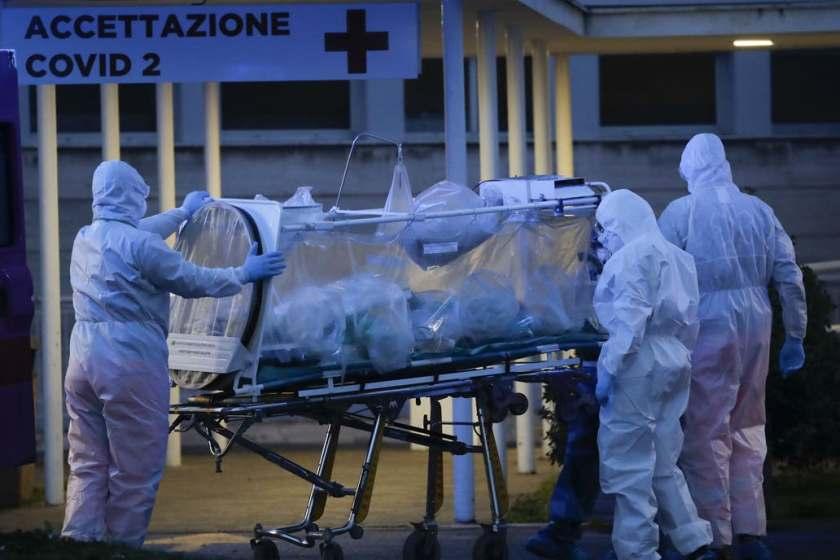 ITALIA: Registró 475 nuevos muertos por CORONAVIRUS, récord para un país en 24 horas