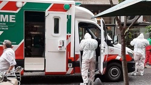 OCHO casos confirmados de CORONAVIRUS en ARGENTINA