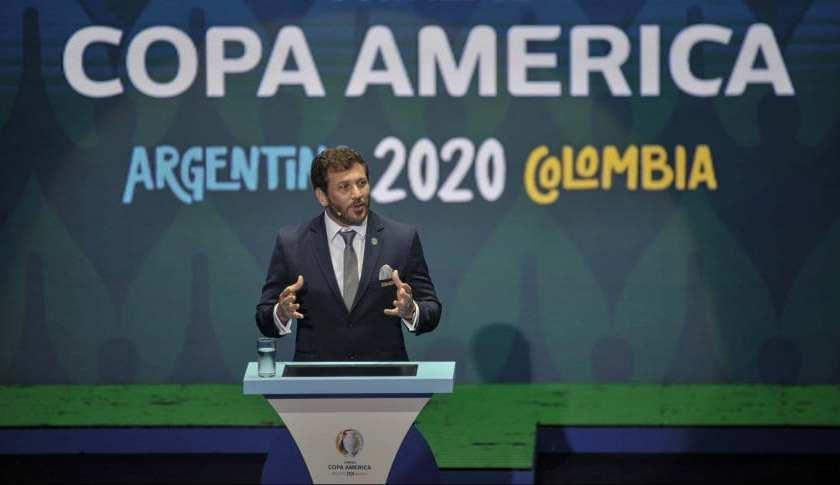FUTBOL: La Copa América se posterga para 2021