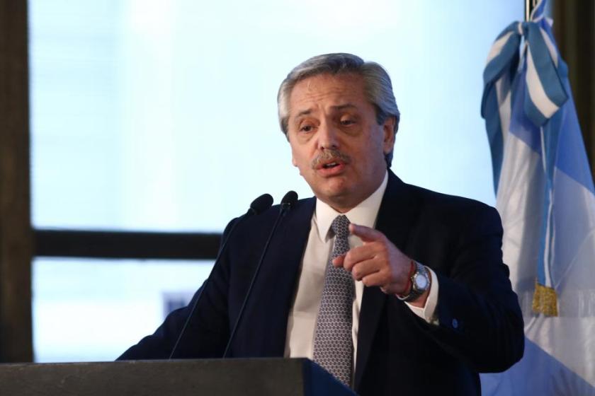 El presidente Fernández le reclamó a empresarios que no tiene lógica que los precios sigan subiendo