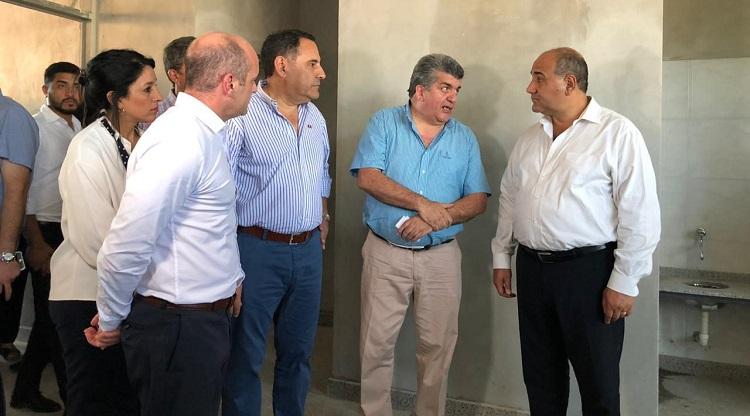 Con mas infraestructura edilicia, la escuela Juan Domingo Perón duplicará su matrícula