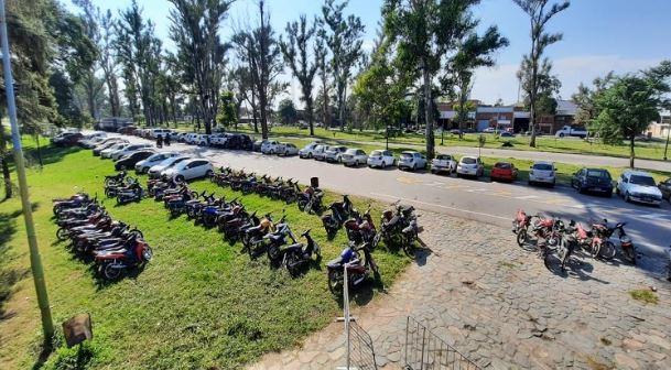 En Tucuman los vehículos secuestrados en la cuarentena serán retenidos por 60 días