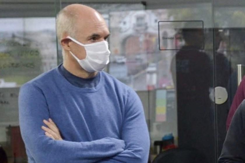 CORRUPCCION EN C.A.B.A: Renunciaron dos funcionarios de Larreta por irregularidades en compra de barbijos y el alquiler de un hotel
