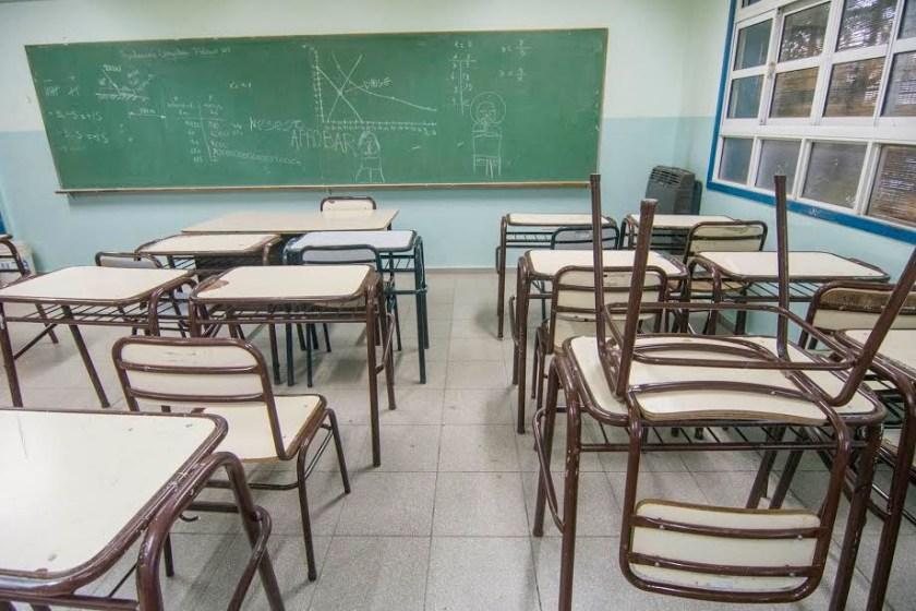 EDUCACION: Los 5 cambios que se producirían en las aulas una vez que se reanuden las clases presenciales