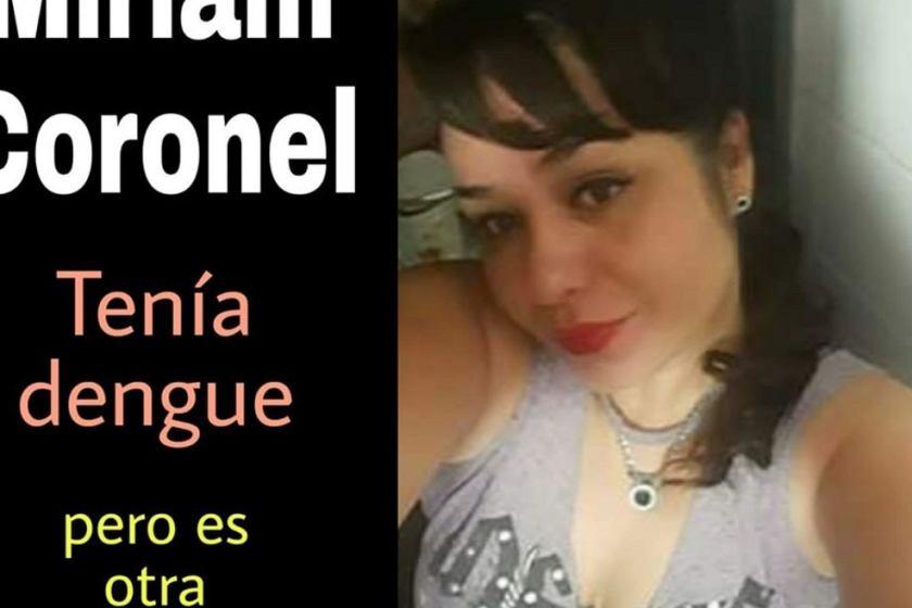 El dengue sigue matando tucumanos, esta vez una mujer de 37 años, es la quinta victima