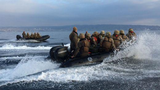 PESCA ILEGAL EN EL MAR ARGENTINO: Buque patrullero de la Armada capturó pesquero chino