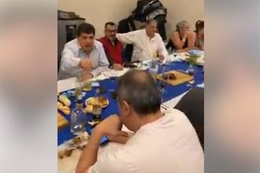 Santa Cruz: Rudy Ulloa violó la cuarentena en una fiesta con 40 personas
