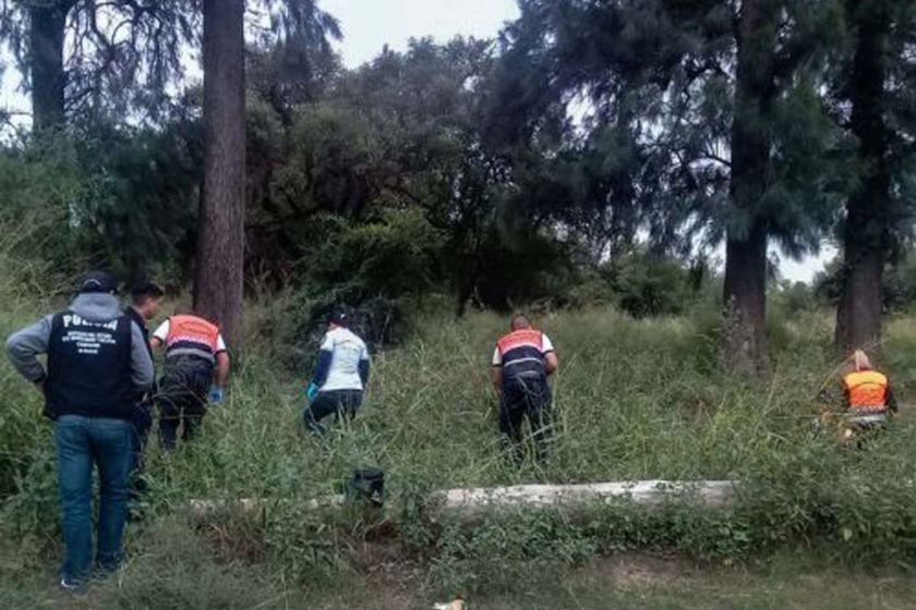 Un degenerado violó en el monte a una niña de 3 años, ocurrio en Santiago del Estero