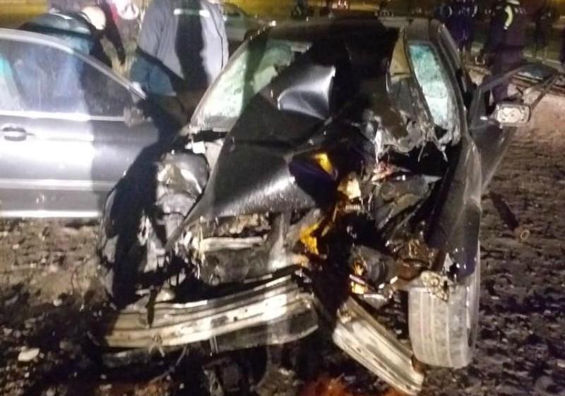 Muere un joven en brutal accidente en la autopista a la altura del Mercofrut