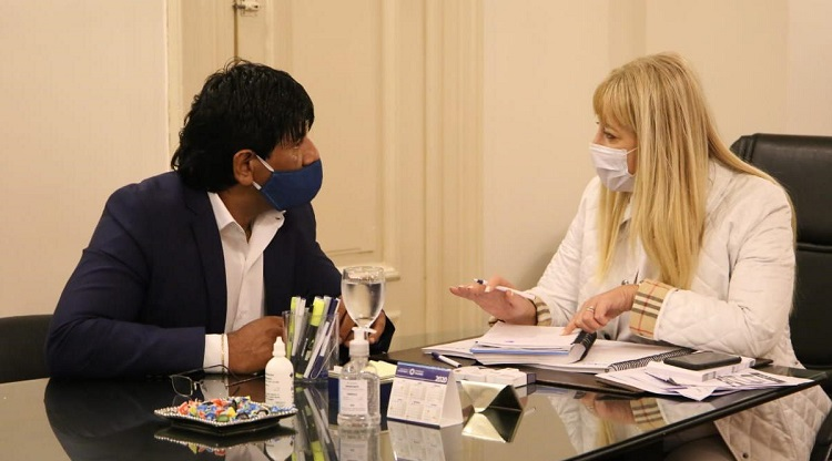 Coronavirus: Operativos Móviles produjo 65 mil barbijos y 1000 colchones