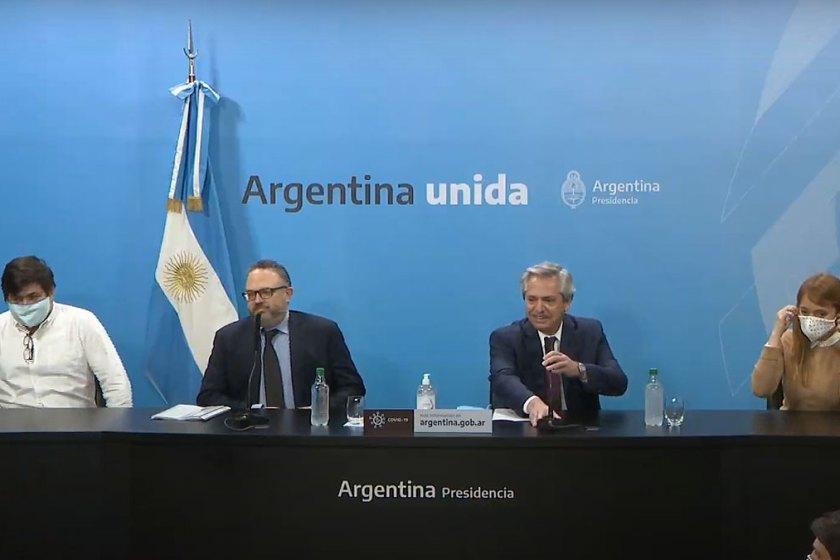 Alberto Fernandez dispuso la intervención y expropiación de Vicentin