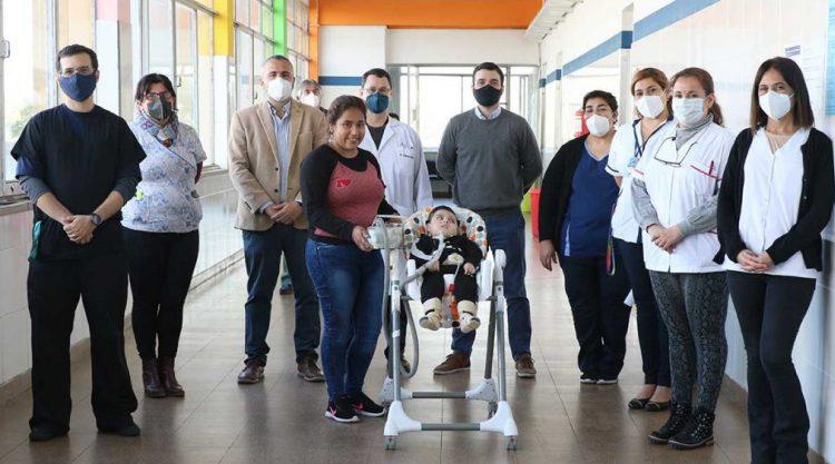 TUCUMAN: Una operación inédita cambiará la vida de un niño de 2 años