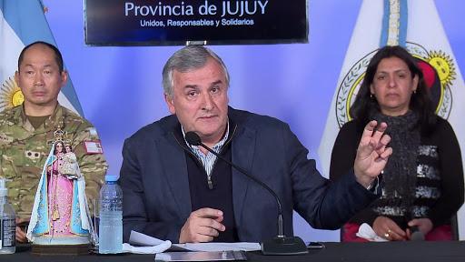 """Ultimo Momento "": Jujuy regresa a fase 1"