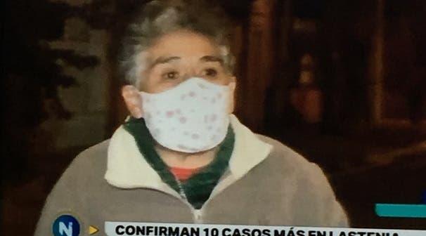 LASTENIA: Habló la madre del paciente 0 infectado en esa localidad y reveló cómo se contagió
