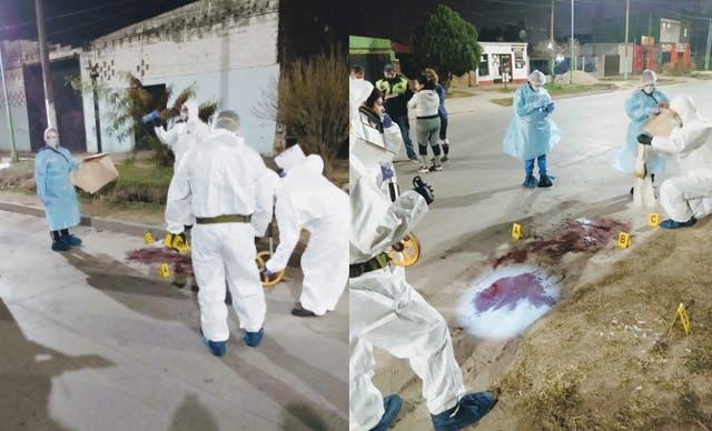 Mataron a puñaladas a ladrón de 19 años en el sur de la Capital, fueron los mismos vecinos a los fue a robar