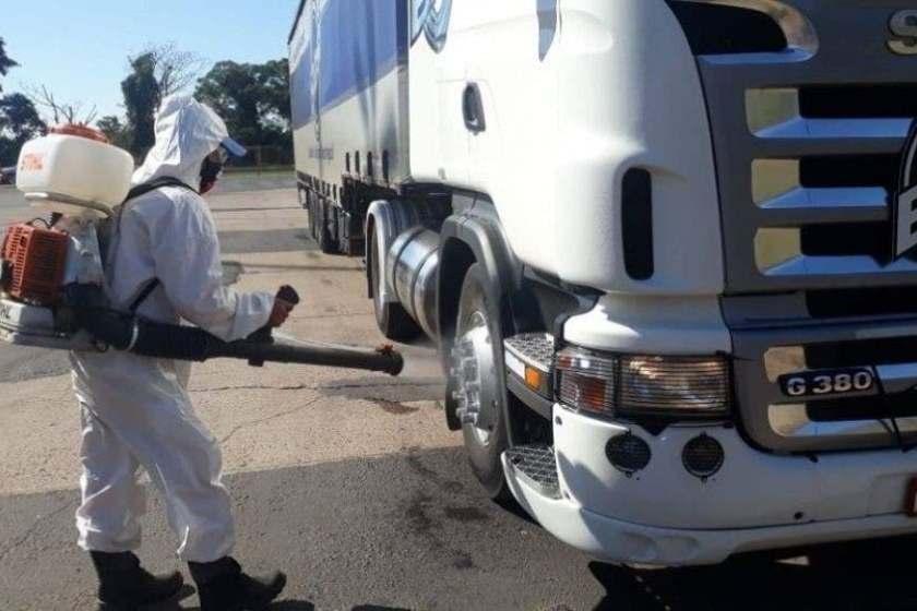 CORONAVIRUS EN TUCUMAN: 6 casos positivos en camioneros que llegaron a la provincia