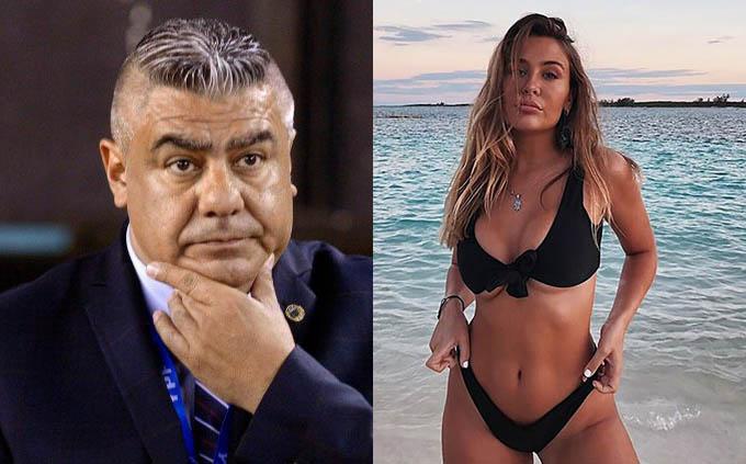 """ ESCANDALO EN A.F.A "": Denuncian viajes millonarios de ""Chiqui"" Tapia con modelos"