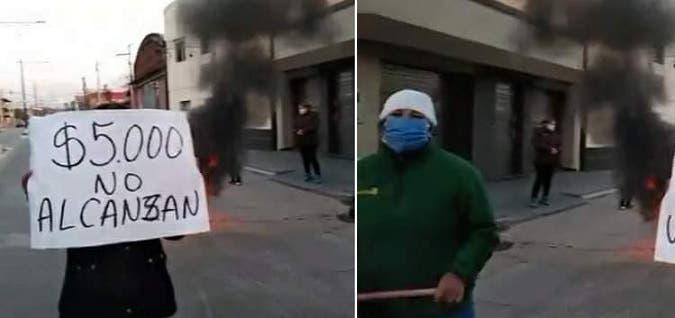 Famaillá: atacaron la casa del intendente Orellana para reclamar un aumento de sueldo