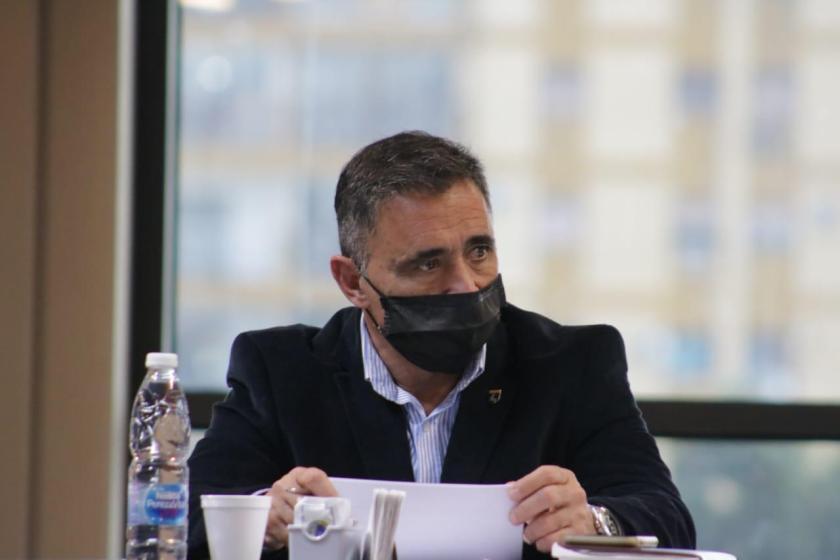 Horacio Vermal: Parece que el ANSES tomo nota del proyecto de Fuerza Republicana y decidió quitarle el IFE a los delincuentes