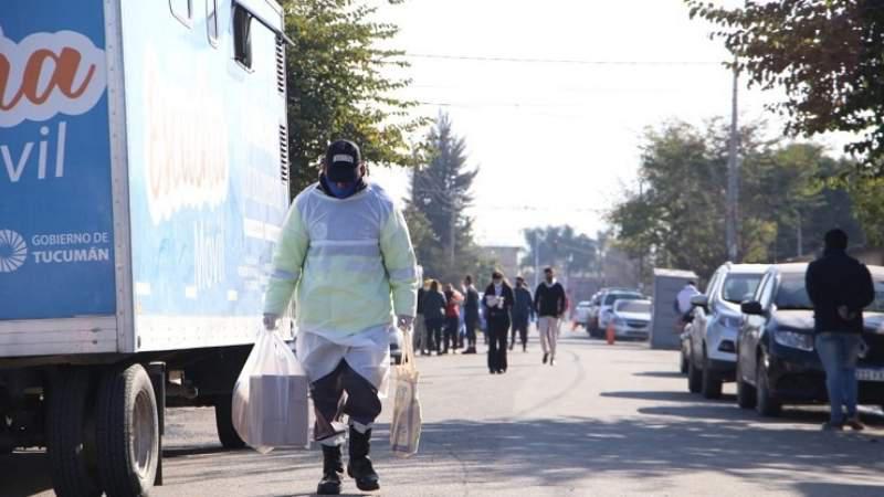 CORONAVIRUS EN TUCUMAN: En la ciudad de Concepción se dieron otros 4 nuevos casos positivos