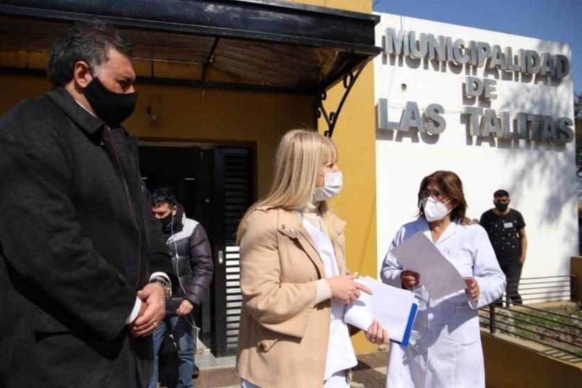 """""""CORONAVIRUS EN TUCUMAN """": Hay otros 15 casos positivos para covid-19 en Las Talitas"""