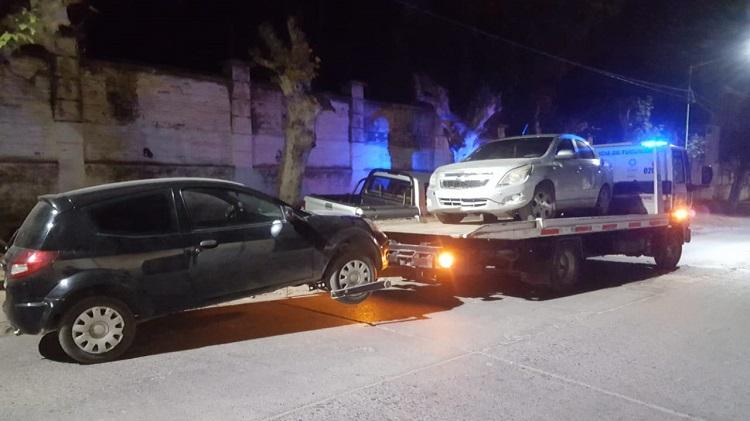 Secuestran vehículos y desactivan una reunión con apuestas clandestinas, ocurrio en Tafi Viejo